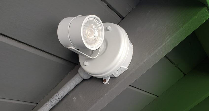 Use LED Technology to save energy